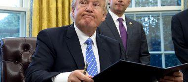 Trump retira a EU del tratado de libre comercio Transpacífico (TPP)