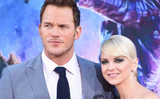Chris Pratt solicita oficialmente el divorcio a Anna Faris