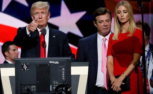 "FBI catea casa del exdirector de campaña de Trump por caso ""Rusiagate"""