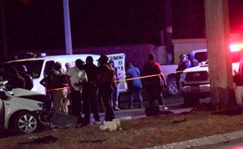 Mueren 2 pistoleros en Reynosa al enfrentarse a policías