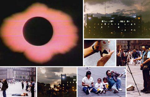 Cuando la noche revivió: a 26 años del último eclipse de sol
