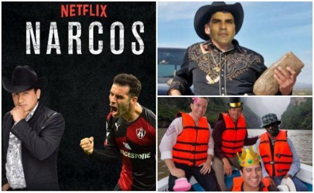 Memes se mofan de situación en apuros de Rafa Márquez y Julión Álvarez