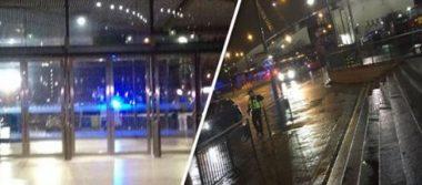 Evacúan estación de metro en Londres por paquete sospechoso