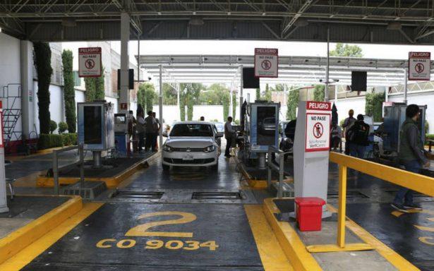 Suspenden cinco días el servicio de verificación vehicular en Morelos