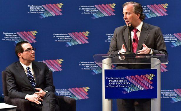 México firma convenio de colaboración para desarrollo de América Central con el BID