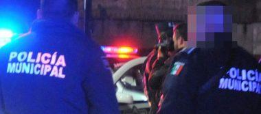 A punta de pistola roban radios a policías auxiliares