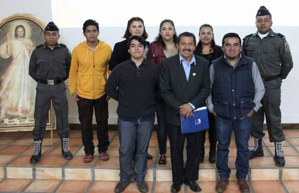 Ratificó a su directiva el Panathlon Club Irapuato, encabezado por el profesor Edmundo Decena. Foto: El Sol de Irapuato