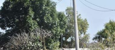 Invertirán 3.5 mdp para electrificar colonias marginadas