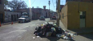 Invade basura en la San Gabriel