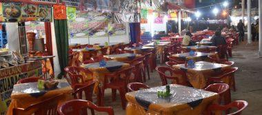 Se quejan comerciantes de la seguridad de la Feria de Irapuato