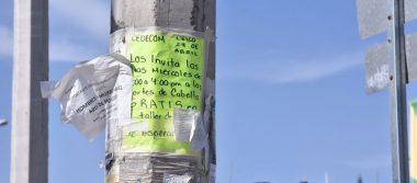 Aplicarán multa de mil pesos a quien no barra el frente de su casa