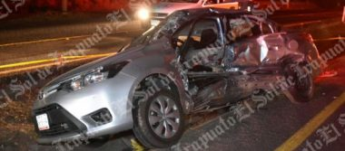 Identifican a conductor que falleció