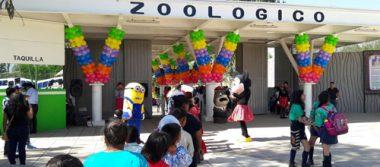 Doble festejo en Zoológico de Irapuato