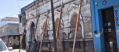 En riesgo, casonas y fincas viejas del Centro Histórico