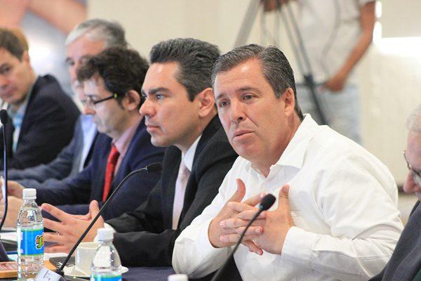 Inaugura Márquez evento de ISSEG