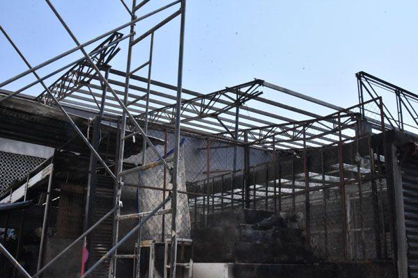 Suspenden obras en el mercado Hidalgo