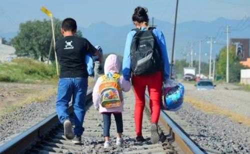 Incrementa paso de migrantes por Irapuato