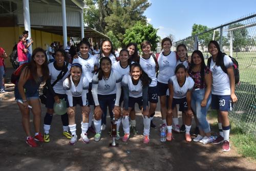 CBTIS 65, campeón en LOFMI Bachillerato Femenil