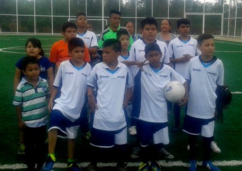 Irapuato supera a San Francisco del Rincón en torneo de futbol