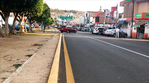 Inauguran modernización de Avenida Padre Hidalgo