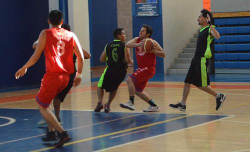 SE CUMPLIÓ la sexta jornada del torneo de la Liprebi, en su categoría Plata.