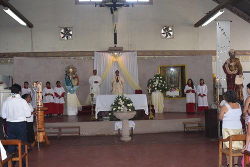 Agradeció a Cristo Jesús, su 17 aniversario sacerdotal.