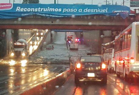 En alerta, por lluvias: Márquez