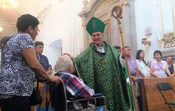 Preocupante carencia de figura paterna en familias: Obispo