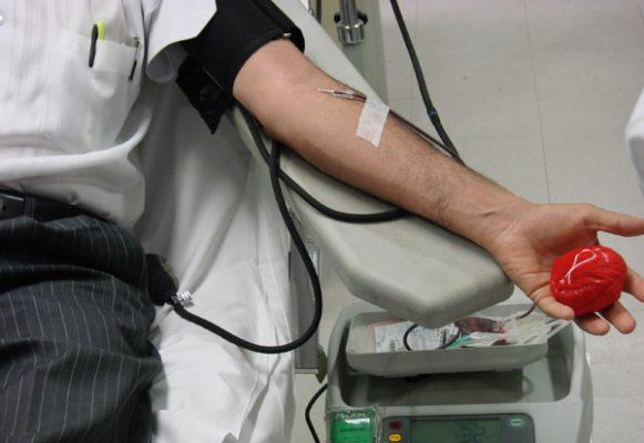 Guanajuato, primer lugar en donación de sangre