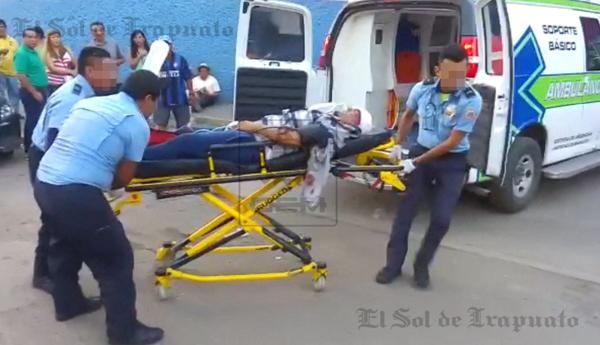 Continúa delicado el asaltante baleado por su complice