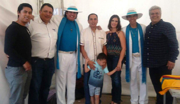 El show de Los Tepichines engrandeció el festejo del Día Del Padre