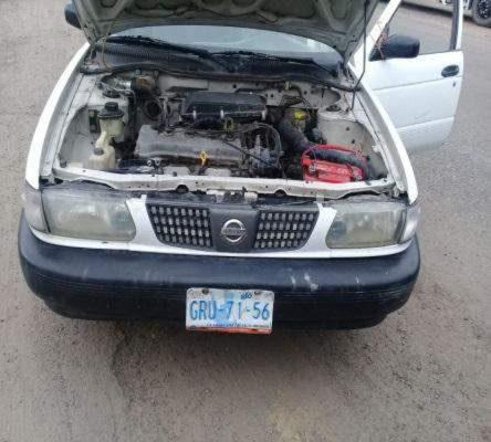 Recuperan en Cuerámaro vehículo que había sido robado en Irapuato