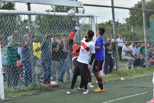 Deportivo Hermana es campeón en la cancha Myura
