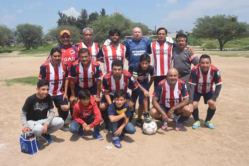 Dividen puntos García G./Ornelas Sport y Mofles Romero