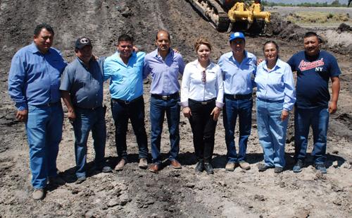 Moy Cortez estará dando inicio a arranque de obras