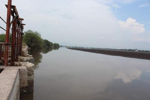 Permanente el monitoreo en ríos y canales por lluvias