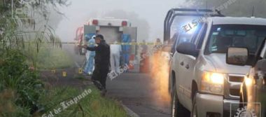 Ejecutan a tres policías en el municipio de Valle de Santiago
