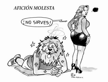 Hoy en el Cartón de Salazar / AFICIÓN MOLESTA