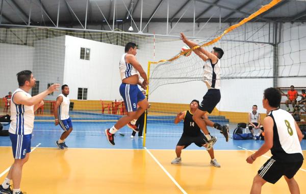 Santo Domingo Savio obtuvo triunfo ante Halcones