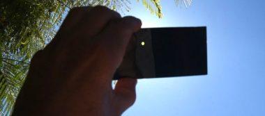 Se agotan cristales para soldar, la causa el eclipse solar