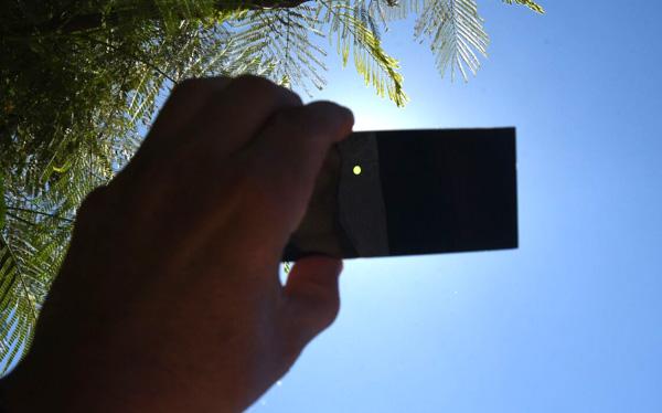 Escasean los filtros por el eclipse solar en Irapuato