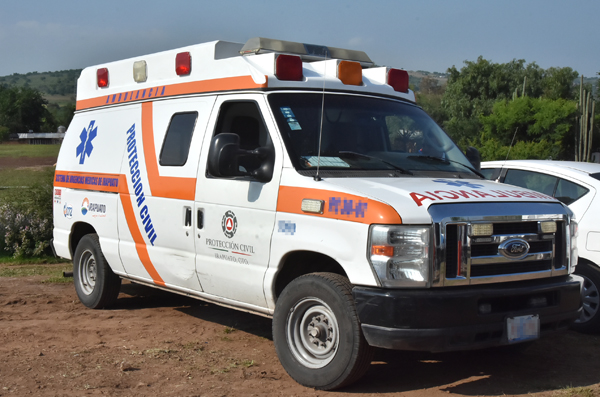 Faltan ambulancias para atender emergencias