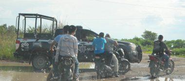 Recupera policía camioneta robada