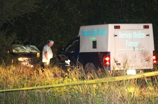 Identifican a tres de las cuatro personas asesinadas en Romita