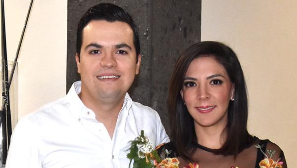 Emma e Ignacio tienen despedida de solteros