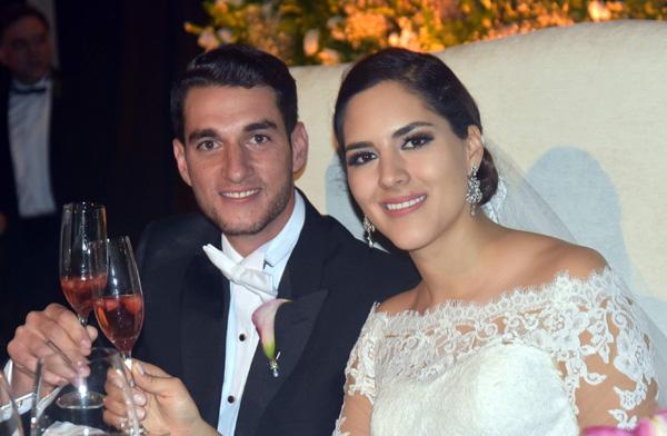 Victoria y Sebastián unen sus vidas