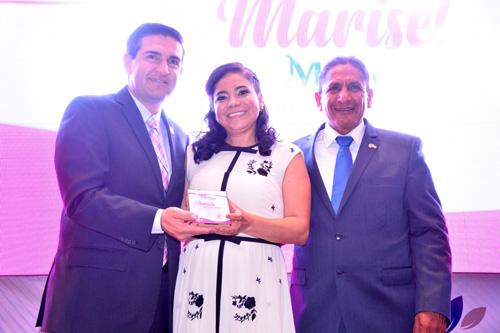 Rinde Marisela Mendoza II Informe de Actividades