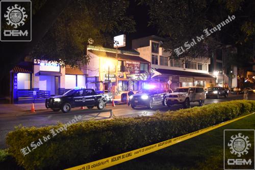 Fue ataque directo en La Parranda: PGJE