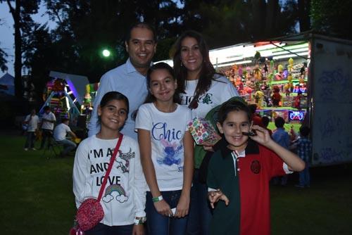 Club Campestre celebra el grito de Independencia