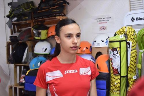 Arantza busca destacar en Juegos Panamericanos